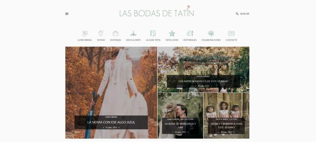 las bodas de tatin
