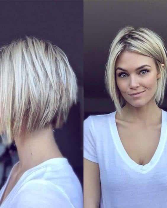 El nuevo look de pelo corto