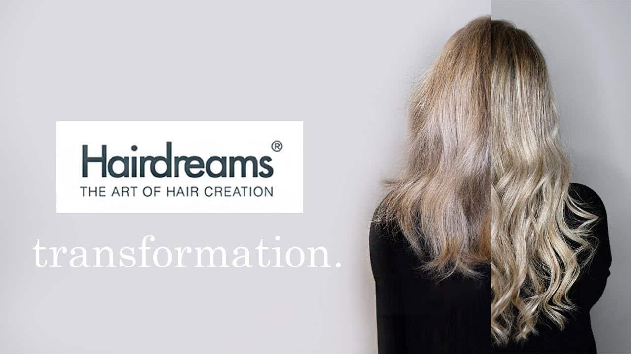 hairdreams peluqueria en valladolid extensiones cabello