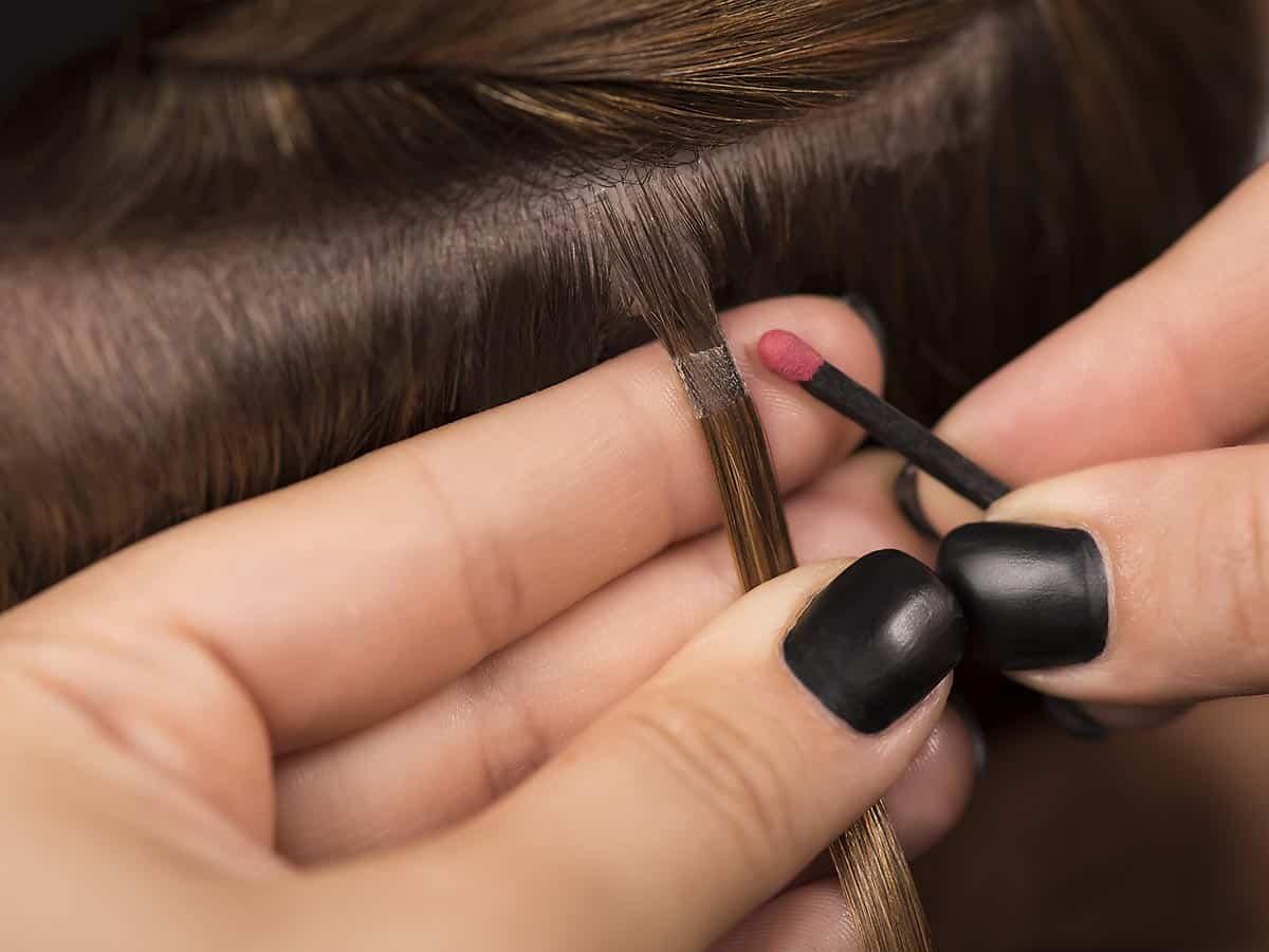 extensiones hairdreams nano en peluqueria valladolid