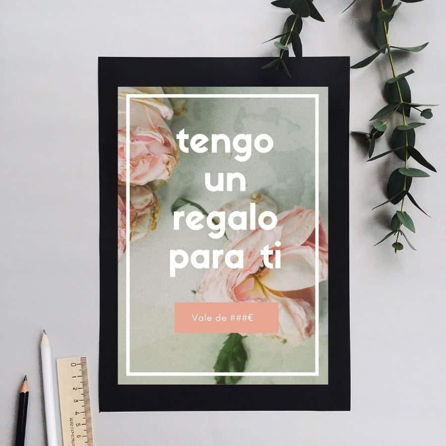Tarjeta Regalo Peluquería Valladolid
